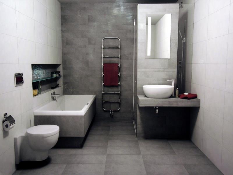 Marokkaanse tegels in toilet inrichting huis